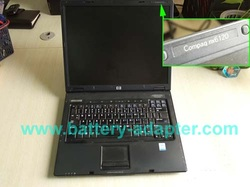 Remove HP Compaq NX6110 NX6120 Keyboard-1