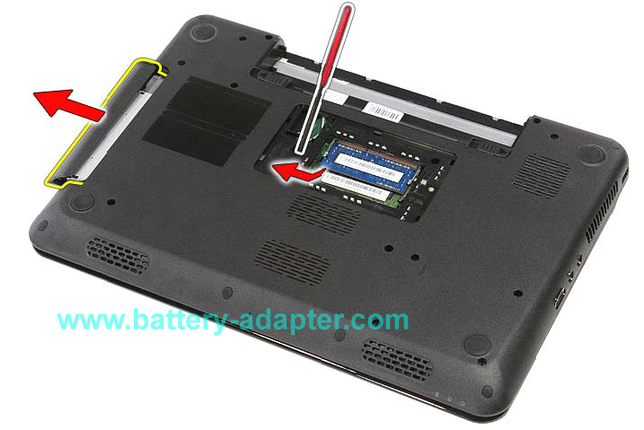Replace Dell Inspiron 15R M5010 N5010 Fan-1