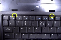 Replace Acer Aspire 7000 9300 9410 keyboard-2