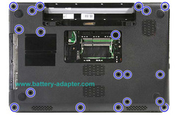 Replace Dell Inspiron 15R M5010 N5010 Fan-2