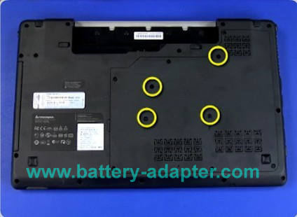 How to Disassemble Lenovo IdeaPad Z560 Z565