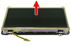 Remove Dell Inspiron 15R M5010 N5010  Hinges -5