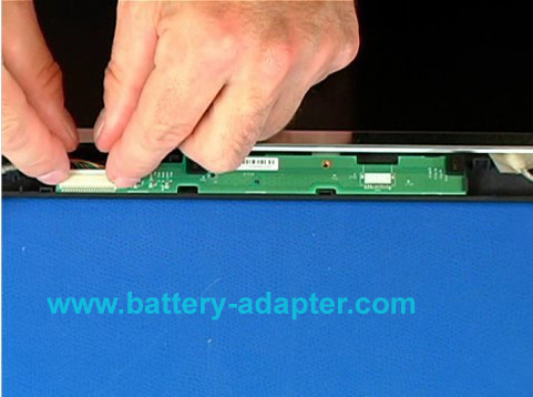 Replace Thinkpad T510 T510i W510 LCD inverter-3
