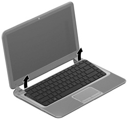 Replace HP Pavilion Sleekbook 14 keyboard-3