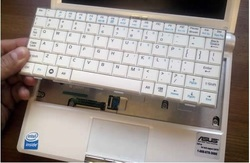 Replace Asus EEE PC 900 Keyboard-6