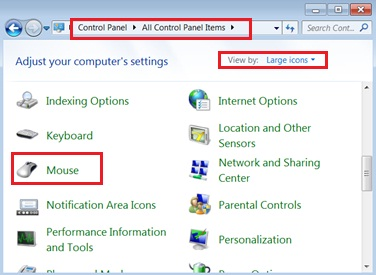 How to enable touchpad virtual scrolling (Mouse wheel) on certain