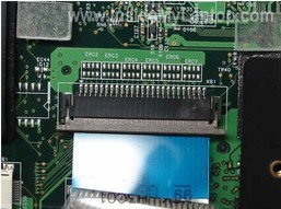 Replace Acer Aspire 3620/ TravelMate 2420 Keyboard-4