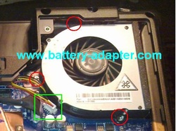 Replace Lenovo G470 G475 G570 G575 CPU Fan-2