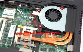 Replace K52 N61 Fan-3
