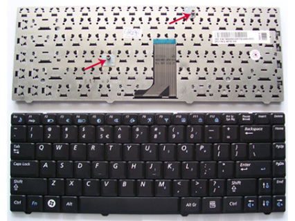 how to open samsung laptop keyboard