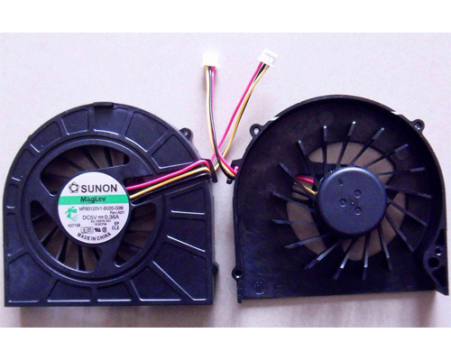 Replace Dell Inspiron 15R N5010 CPU Cooling Fan